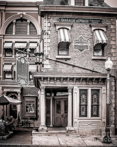 Wall Art - Photograph - Classic Old Store by Perry Webster