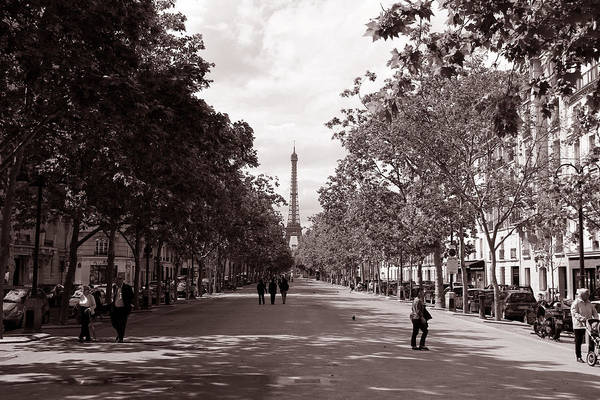 Photograph - Classic Paris 10 by Andrew Fare