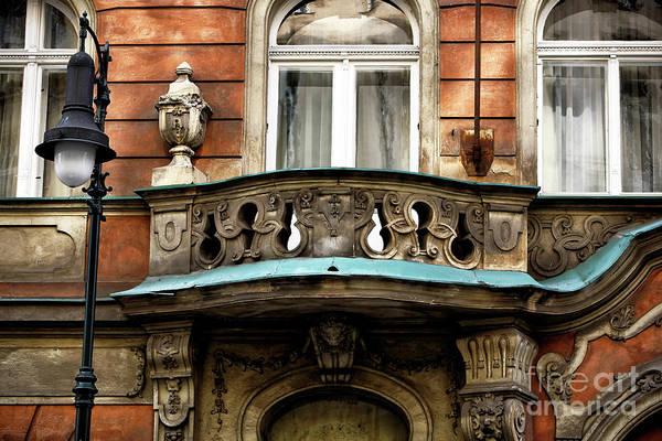 Photograph - Classic Prague by John Rizzuto