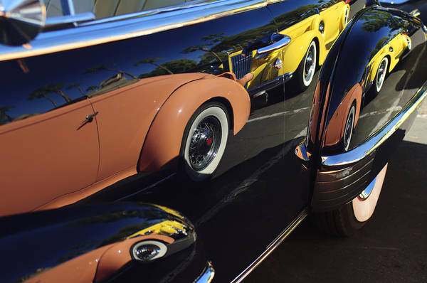 Photograph - Classic Reflections by Jill Reger