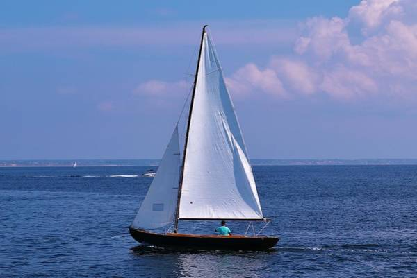 Wall Art - Photograph - Classic Sailing by Christopher James