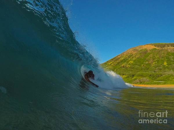 Bodyboard Photograph - Classic Style  by Benen  Weir