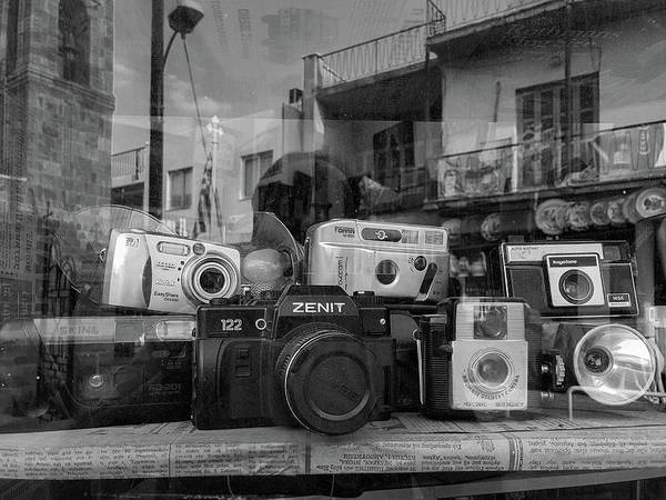 Wall Art - Photograph - Classic Tools Of The Trade by Iordanis Pallikaras