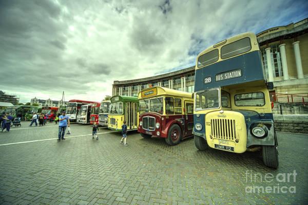 Wall Art - Photograph - Classic Transport  by Rob Hawkins