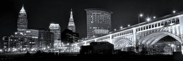 Wall Art - Photograph - Classic View In Cle by Frozen in Time Fine Art Photography