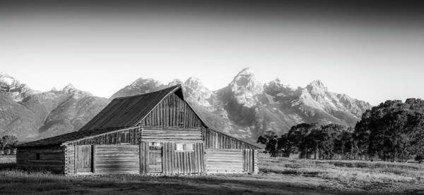 Jackson Hole Wall Art - Photograph - Classic Wyoming by Peter Irwindale