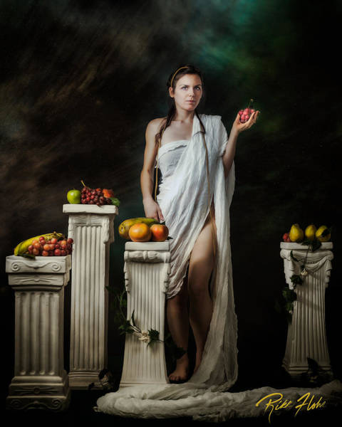 Photograph - Classical Greek by Rikk Flohr