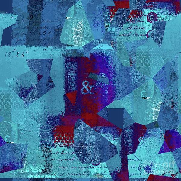 Wall Art - Digital Art - Classico Deconstructed - 05sc22 by Variance Collections