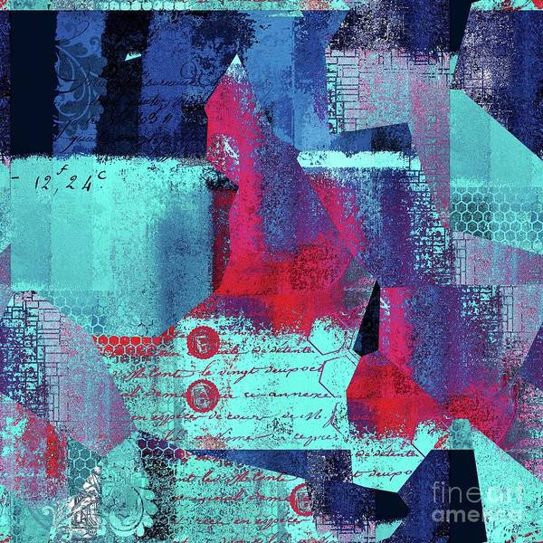 Wall Art - Digital Art - Classico Deconstructed - 09csc by Variance Collections