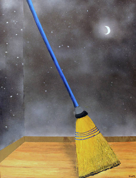 Cleaning Out The Universe Art Print