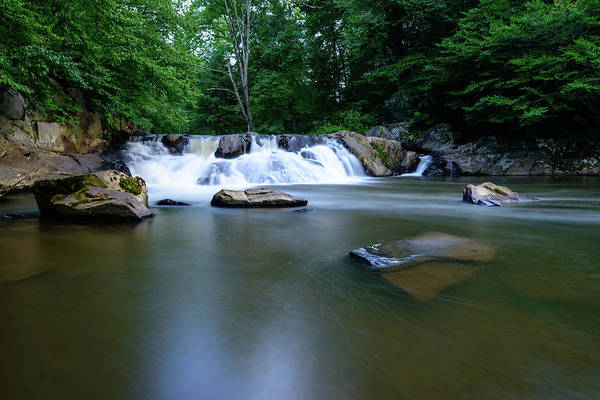 Photograph - Clear Creek by Michael Scott