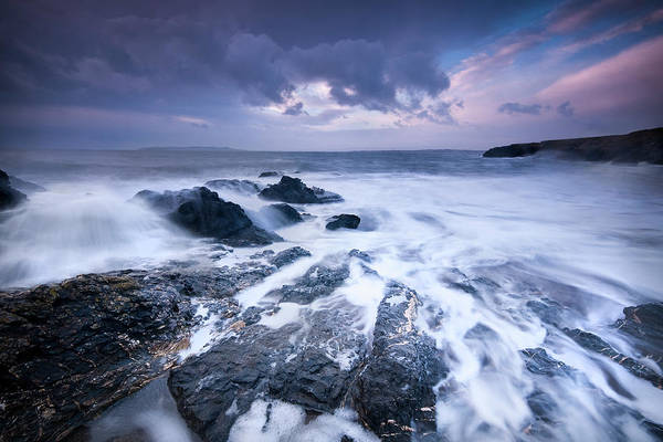 January Photograph - Clearing Storm by Niall Whelan