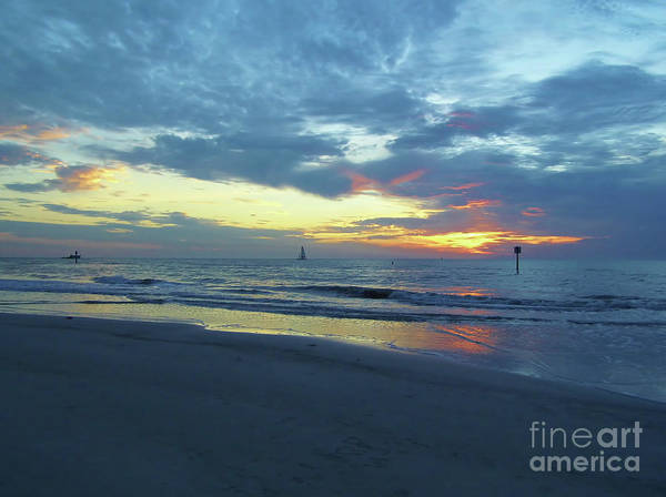 Photograph - Clearwater In Pastel by D Hackett