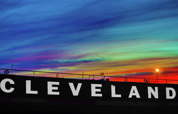 Photograph - Cleveland Colors by Stewart Helberg
