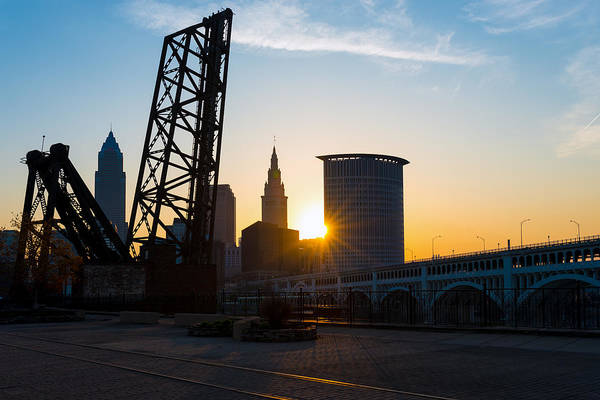Photograph - Cleveland Morning Sunrise by Clint Buhler
