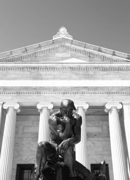 Photograph - Cleveland Museum Of Art Entrance by Dan Sproul