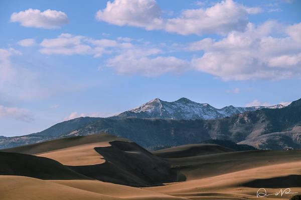 Photograph - Cleveland Peak by Dennis Dempsie