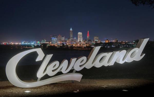 Wall Art - Photograph - Cleveland Pride by Richard Kopchock