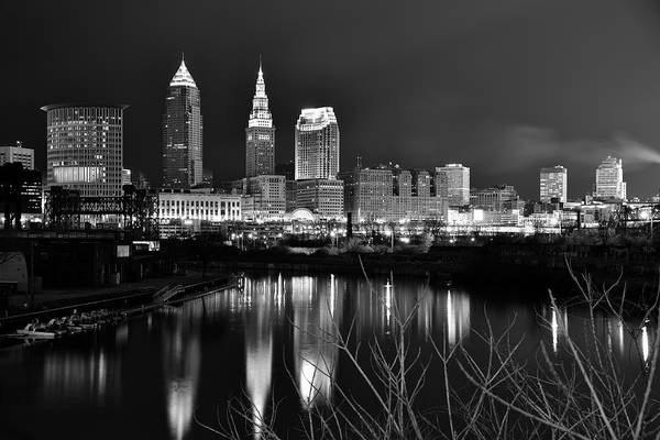 Photograph - Cleveland Reflections by Clint Buhler