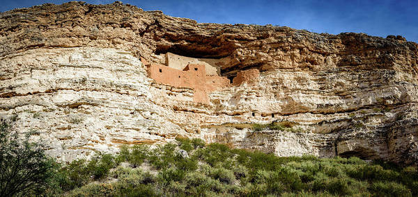 Wall Art - Photograph - Cliff Castle Panorama - Camp Verde Az by Jon Berghoff