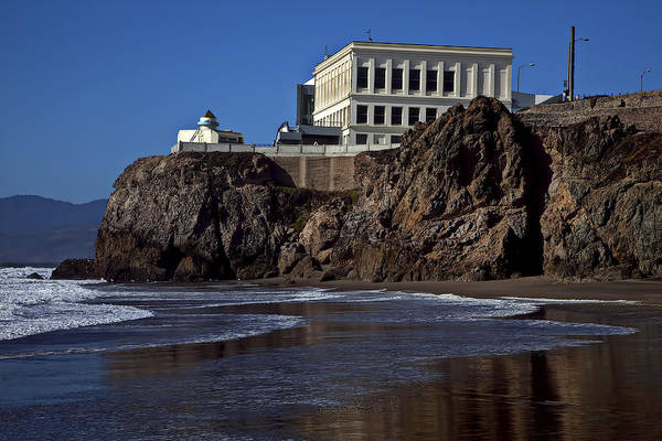 Northern California Wall Art - Photograph - Cliff House San Francisco by Garry Gay