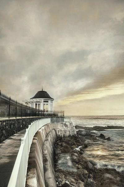Photograph - Cliff Walk Newport by Robin-Lee Vieira