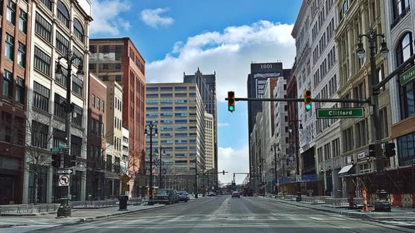 Clarity Digital Art - Clifford Avenue by 2141 Photography