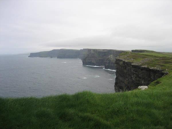 Cliffs Of Moher 1 Art Print
