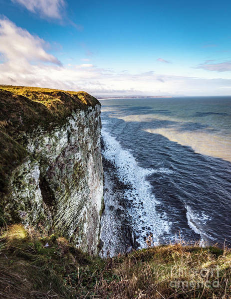 Photograph - Cliffside View by Anthony Baatz