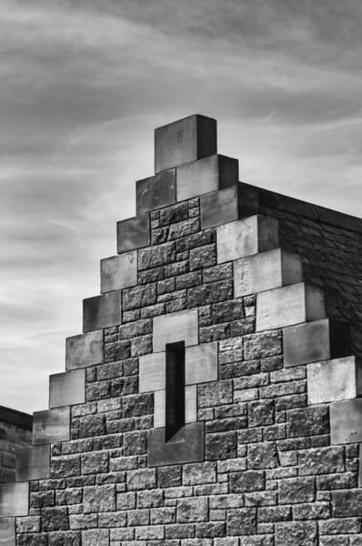 Photograph - Climbing The Castle by Christi Kraft