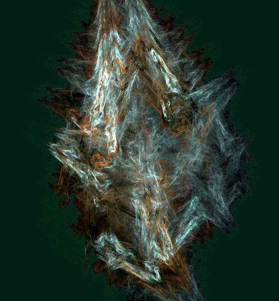 Digital Art - Climbing The Evolutionary Ladder by Rein Nomm