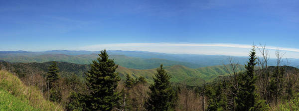 Photograph - Clingman's Dome Panarama by Jill Lang