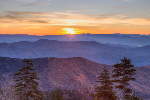 Photograph - Clingmans Dome by Paul Schultz