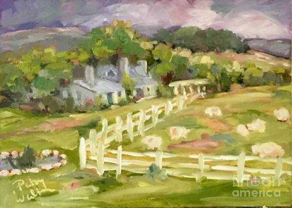 Painting - Clint's Place by Patsy Walton