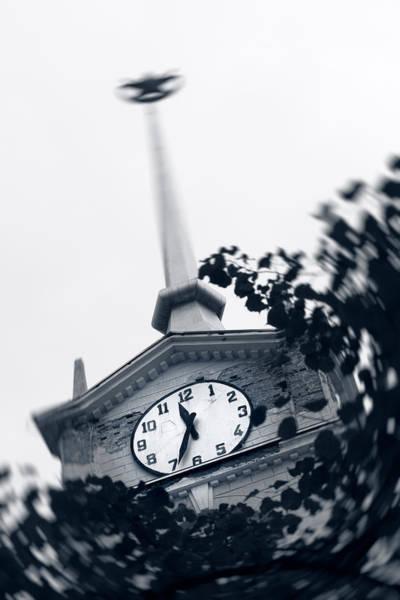 Photograph - Clock #9163 by Andrey Godyaykin