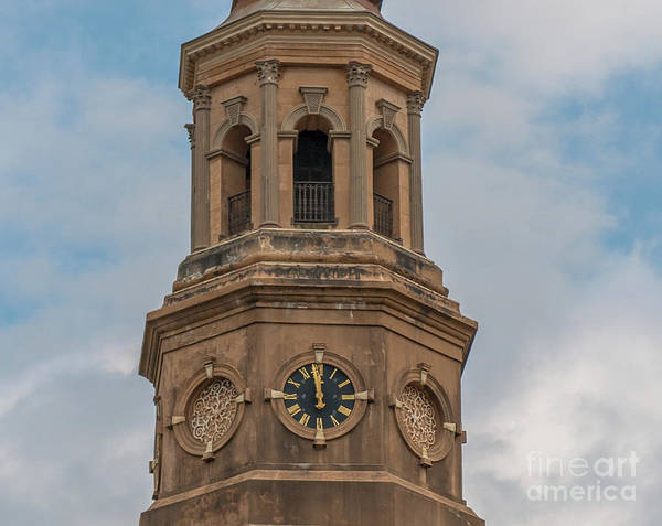 Photograph - Clock Tower by Dale Powell