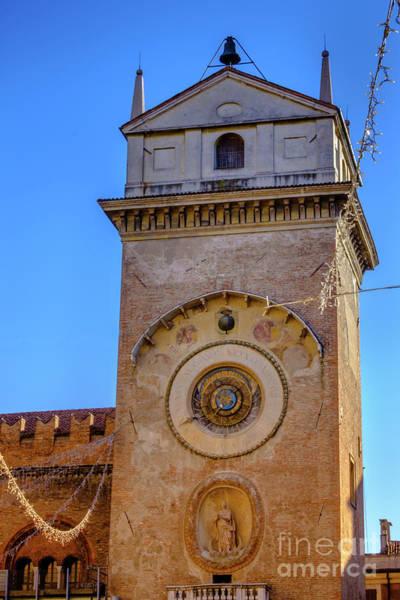 Photograph - Clock Tower by Marina Usmanskaya