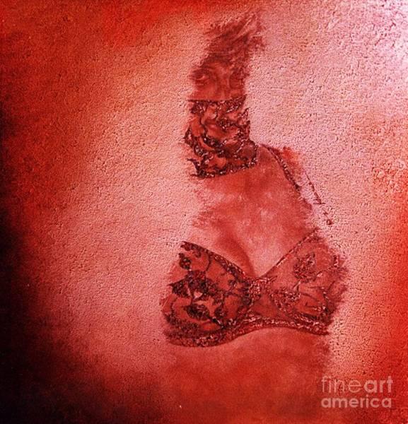 Bbc Painting - Diana - Her Incarnation In A Dreamy Horizon by Qasir Z Khan