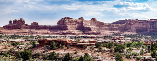 Photograph - Clog Ridge by Adam Morsa