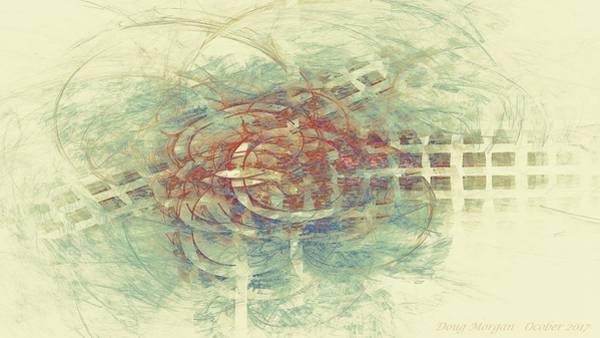 Digital Art - Cloistered Thoughts-2 by Doug Morgan