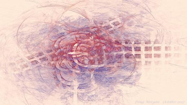 Digital Art - Cloistered Thoughts by Doug Morgan