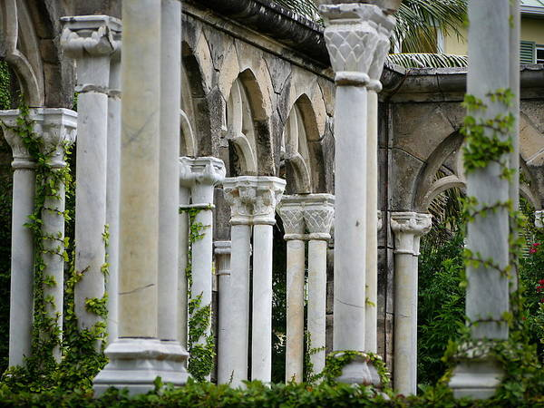 Photograph - Cloisters IIi by Richard Reeve