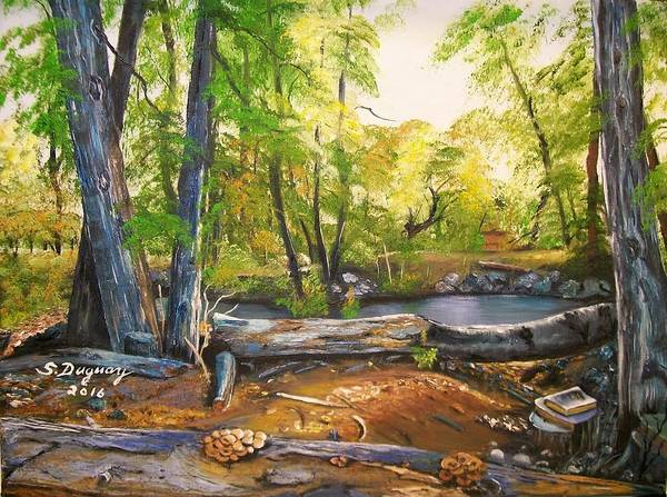 Painting - Close To God's Nature by Sharon Duguay