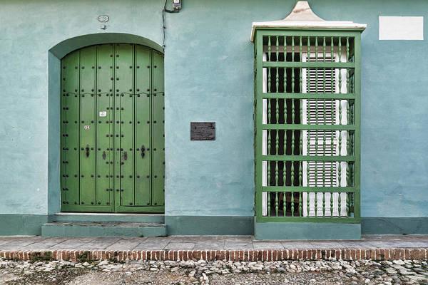 Photograph - Closed Door Open Window by Sharon Popek