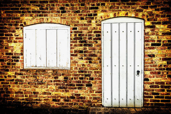 Photograph - Closed For Business by Nick Bywater
