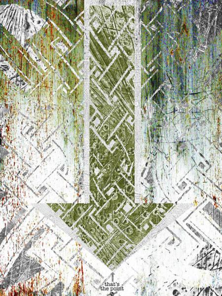 Mixed Media - Closely 7 by Tony Rubino