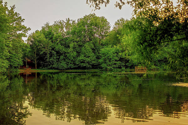 Photograph - Closter Nature Center by Jody Lane