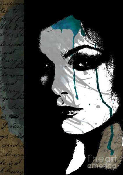 Heartbroken Digital Art - Closure by Ramneek Narang