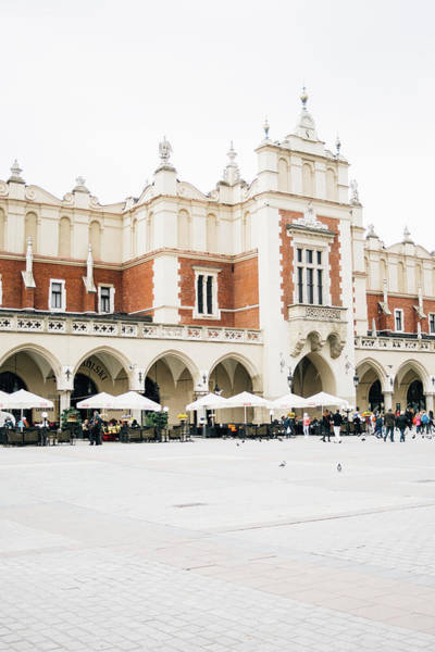 Wall Art - Photograph - Cloth Hall Krakow by Pati Photography