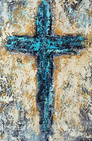 Wall Art - Painting - Clothe Yourself In Mercy by Kirsten Reed